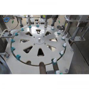 液體驅蚊劑灌裝封蓋機